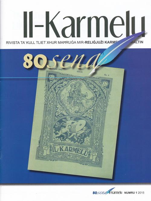 Il-Karmelu 80/1